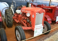 Трактор Ford 601 Workmaster. Израиль, Эйн-Веред, тракторный музей