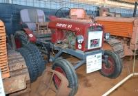 Трактор Empire 90 (1947). Израиль, Эйн-Веред, тракторный музей