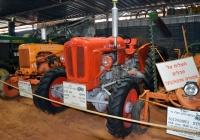Трактор FIAT 411R (1957). Израиль, Эйн-Веред, тракторный музей
