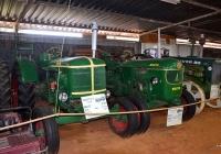 Тракторa Deutz . Израиль, Эйн-Веред, тракторный музей