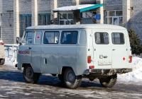 Санитарный автомобиль УАЗ-396259 #О 441 ОА 66  . Свердловская область, Тугулым, улица Войкова