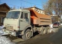 Самосвал КамАЗ-55111 #С 593 КК 163. г. Самара, ул. Буянова
