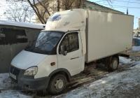 цельнометаллический фургон на шасси ГАЗель Бизнес #х348ае56. г. Самара, ул. Владимирская