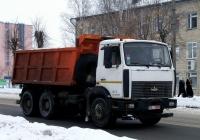 Самосвал МАЗ-5516 #ТВ 3991. Беларусь, Могилёвская область, Костюковичи