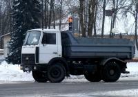 Самосвал МАЗ-5551 #АА 6930-6. Беларусь, Могилёвская область, Костюковичи