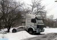 Седельный тягач Mercedes-Benz SK 1834 №АХ 0149 КХ. Харьков, улица Дудковская