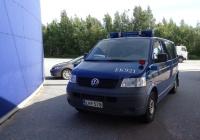 Автомобиль таможенной службы на шасси Volkswagen #LMY-578. Финляндия,стоянка Ваалимаа