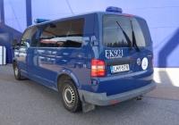 Автомобиль таможенной службы на шасси Volkswagen #LMY-578. Финляндия, стоянка Ваалимаа