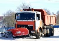 Машина МКДУ-4 на базе самосвала МАЗ-551605 #ТВ 5240. Беларусь, Могилёвская область, Хотимск