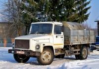 ГАЗ-3309  #ТВ 4650. Беларусь, Могилёвская область, Хотимск