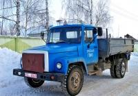 Самосвал ГАЗ-САЗ-3507-01  #ТЕ 8341. Беларусь, Могилёвская область, Хотимск