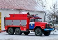 Пожарный автомобиль на шасси ЗиЛ-131Н #АЕ 6856-6. Беларусь, Могилёвская область, Хотимск