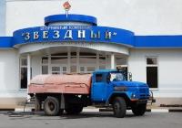 Поливомоечная машина ПМ-130Б на шасси ЗиЛ-431412 # Р 267 ОА 31. Белгородская область, г. Алексеевка, пл. Победы