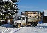 Самосвал ГАЗ-САЗ-35071 #АА 6586-6. Беларусь, Могилёвская область, Хотимск
