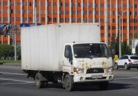 Фургон 475080 на шасси Hyundai HD78 #В 405 ЕМ 178 . Санкт-Петербург, площадь Конституции