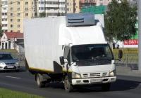 Фургон 4749Р0 на шасси Isuzu NQR #О 984 КХ 178 . Санкт-Петербург, проспект Большевиков