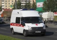 АСМП Самотлор-НН-3840 на базе Ford Transit* #В 629 НХ 178, парковый № 22760. Санкт-Петербург, проспект Большевиков