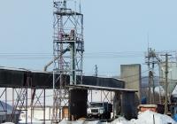 Самосвал ГАЗ-САЗ-3507-01 # Н 537 ХУ 31. Белгородская область, станция Бирюч