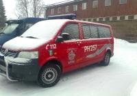 Пожарный автомобиль на шасси Volkswagen #AOG-344. Финляндия Куовала