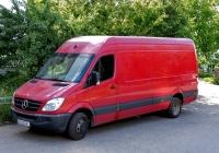 Грузовой фургон Mersedes-Benz Sprinter* #АХ 6050 ВI. Харьковская область, г. Харьков, Немышлянская улица