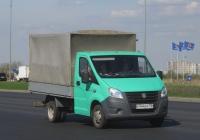 """Бортовой грузовик ГАЗ-A21R22 """"Газель Next"""" #Р 344 ОА 178. Санкт-Петербург, Пулковское шоссе"""