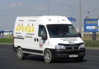 Цельнометаллический фургон FIAT Ducato van (rus) #К 344 МУ 178 . Санкт-Петербург, Пулковское шоссе
