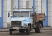 Самосвал ГАЗ-САЗ-3507-01 #Е 795 КУ 45.  Курган, улица Куйбышева