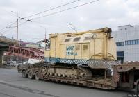 Кран МКГ-25.01А. Киев, Саперно-Слободская улица