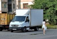 Изотермический фургон на шасси Mercedes-Benz Sprinter 518CDI #АХ 2767 ЕН. Харьковская область, г. Харьков, Клочковская улица