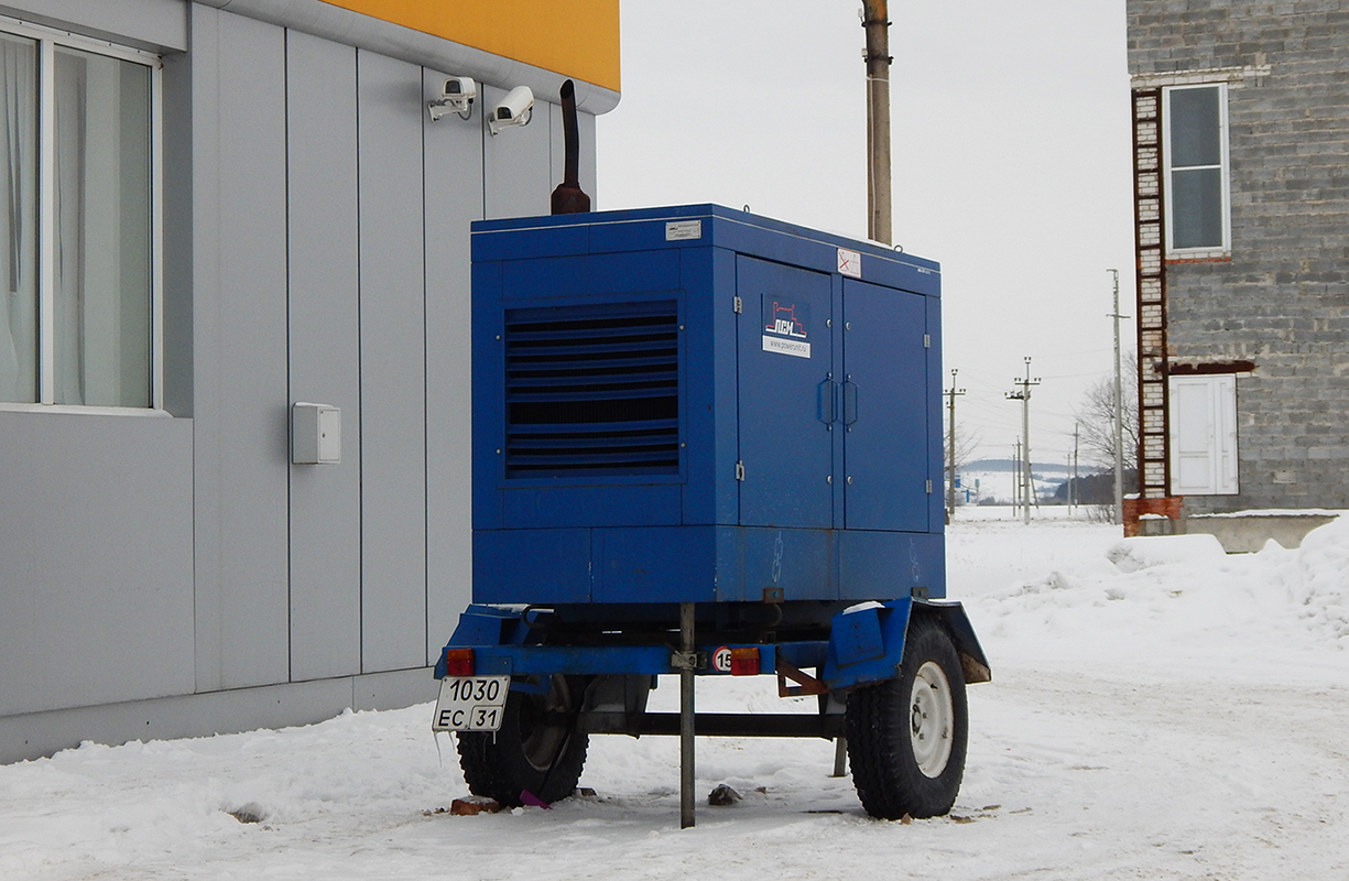 Передвижной дизельный генератор ПСМ # 1030 ЕС 31. Белгородская область, г. Новый Оскол