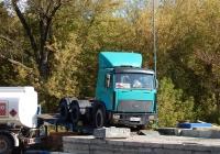 Седельный тягач МАЗ-6422 # Р566 СВ 31. Белгородская область, п. Вейделевка, ул. Центральная