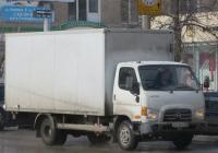 Фургон на шасси Hyundai HD78 #А 628 ЕМ 196.  Курган, улица Куйбышева