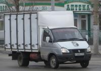 "Фургон 2834ХЕ на шасси ГАЗ-330202 ""Газель""  #У 688 КО 45.  Курган, улица Куйбышева"