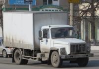 Фургон 4732-0000010-04 на шасси ГАЗ-3309 #Т 722 ЕТ 45. Курган, улица Куйбышева