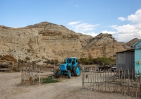 Трактор Т-40М. Кыргызстан, Иссык-Кульская область
