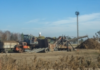 Буртоукладочный комплекс типа Ш-1П модели 65М2Б3-К. Молдова, Глодянский район, Глодянский сахарный завод