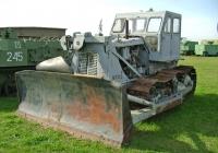 Бульдозер ДЗ-53 на базе трактора Т-100МЗ. Самарская область, Тольятти, Технический музей ВАЗа