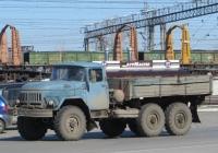 Автомобиль технической помощи ЗиЛ-131Н #К 695 КХ 45. Курган, Станционная улица