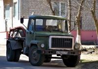 Ассинезаторная машина КО-503В-2 на шасси ГАЗ-3309 #А 799 КК 32. Россия, Брянская область, Клинцы