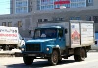 Автофургон на шасси ГАЗ-3307 # О 936 КК 32. Россия, Брянская область, Клинцы