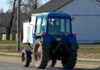 Учебный трактор МТЗ-80УК #ТА-6 9000. Беларусь, Могилёвская область, Костюковичи