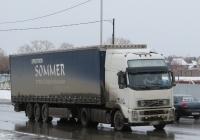 Седельный тягач Volvo FH 4X2T #Т 964 НР 33.  Курган, улица Климова