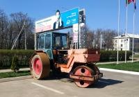 Каток Т-219 #562 ТА. Приднестровье, Тирасполь, улица Мира