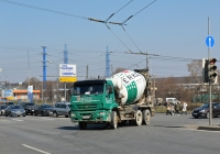 Бетоносмеситель на шасси КамАЗ-6520 #Т 039 РН 777. Москва, Алтуфьевское шоссе