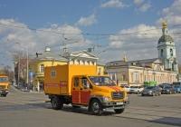 Ремонтная мастерская на шасси ГАЗ-C42R33 #У 806 ТУ 777. Москва, площадь Яузские Ворота
