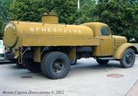 Автоцистерна АЦ-4-164 на шасси ЗиЛ-164А.. Черкассы.