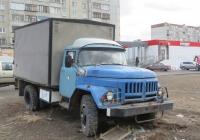 Фургон на шасси ЗиЛ-431412 #К 208 ВО 45. Курган, улица Бурова-Петрова