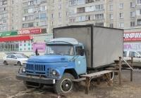 Фургон ЗиЛ-431412 #К 208 ВО 45. Курган, улица Бурова-Петрова