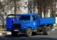 Самосвал ГАЗ-САЗ-3507-01 #ТЕ 6787. беларусь, Беларусь, Могилёвская область, Кричев