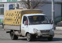 "Грузовое такси на базе ГАЗ-3302 ""Газель"" #Х 659 КН 45.  Курган, улица Куйбышева"